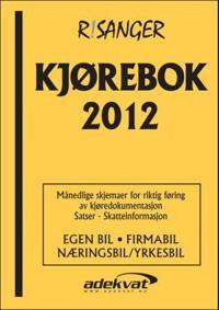 Kjørebok 2012