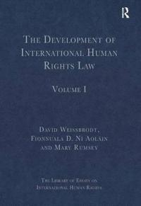 The Development of International Human Rights Law