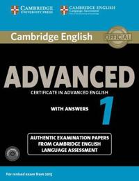 Cambridge English Advanced 1 with Answers