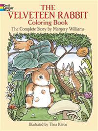 The Velveteen Rabbit Colouring Book