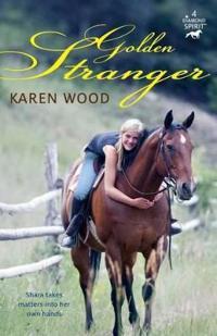 Golden Stranger (Diamond Spirit 4)