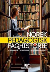 Norsk pedagogisk faghistorie