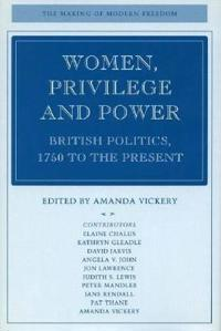 Women, Privilege, and Power