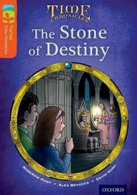 Oxford reading tree treetops time chronicles: level 13: the stone of destin