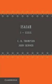 Isaiah I-XXXIX