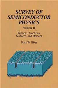 Survey of Semiconductor Physics