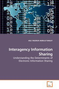 Interagency Information Sharing