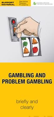 Gambling and Problem Gambling - Briefly and Clearly (10 kpl)
