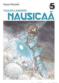 Tuulen laakson Nausicaä 5