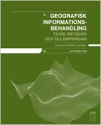 Geografisk informationsbeh 4 u