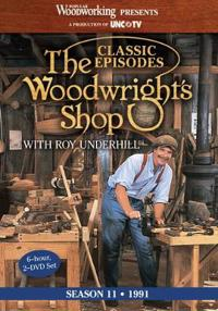Classic Episodes, the Woodwright's Shop Season 11