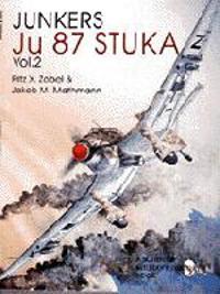 The Junkers Ju 87 Stuka
