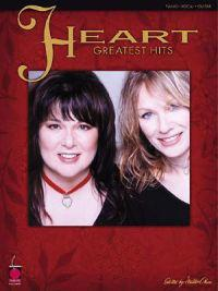 Heart: Greatest Hits: Piano/Vocal/Guitar