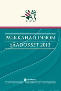 Palkkahallinnon säädökset 2013