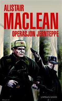 Operasjon jernteppe - Alistair MacLean pdf epub