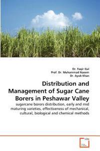 Distribution and Management of Sugar Cane Borers in Peshawar Valley