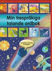 Min trespråkiga talande ordbok : somaliska & svenska & engelska