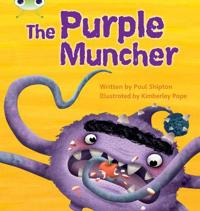Bug Club Phonics Bug Set 26 The Purple Muncher