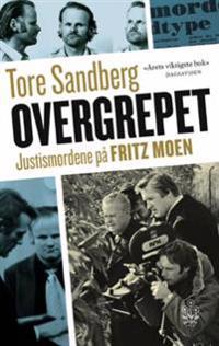 Overgrepet - Tore Sandberg pdf epub