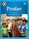 Uppdrag X - Blåa böckerna Tema Pirater