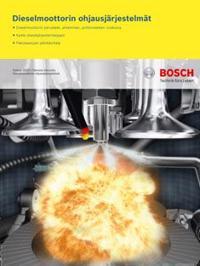Dieselmoottorin ohjausjärjestelmät