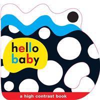 Hello Baby: Baby Grip: A High Contrast Book