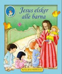 Jesus elsker alle barna