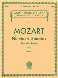 19 Sonatas - Book 1: Piano Solo