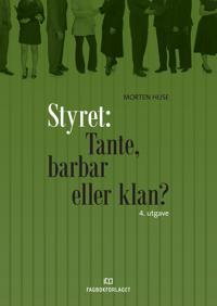 Styret - Morten Huse | Inprintwriters.org