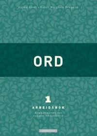 Ord 1 - Vigdis Alver, Karen Margrete Dregelid pdf epub