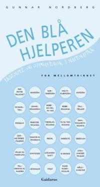 Den blå hjelperen - Gunnar Nordberg | Inprintwriters.org