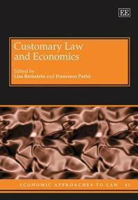 Customary Law and Economics