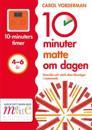 10 minuter matte om dagen 4-6 år