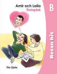 Resan hit - Amir och Laila Övningsbok B (5-pack)