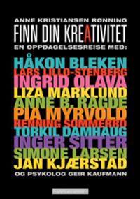 Finn din kreativitet - Anne Kristiansen Rønning | Inprintwriters.org