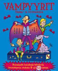 Vampyyrit - Tarra- ja puuhakirja