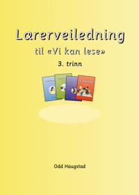 Vi kan lese - Odd Haugstad   Ridgeroadrun.org