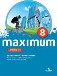 Maximum 8 - Grete Normann Tofteberg, Janneke Tangen, Ingvill Merete Stedøy-Johansen, Bjørnar Alseth | Inprintwriters.org