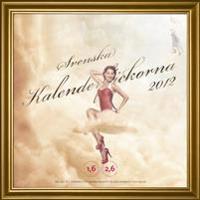 Svenska Kalenderflickorna 2012