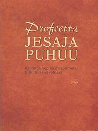 Profeetta Jesaja puhuu