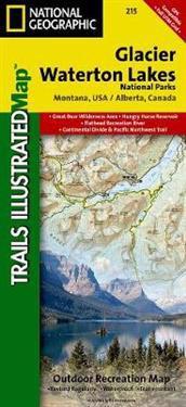 Glacier Waterton Lakes National Parks