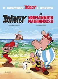 Asterix ja Normannien maihinnousu