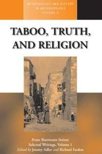 Taboo, Truth, and Religion