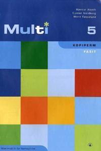 Multi 5 - Mona Røsseland pdf epub
