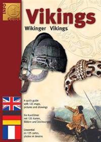 Vikings - engelsk, tysk och fransk språkig -  pdf epub