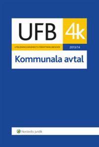 UFB 4 k Kommunala avtal 2013/14