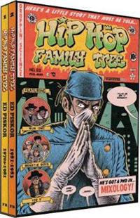 Hip Hop Family Tree 1970s-1983