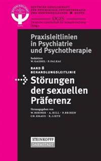 Behandlungsleitlinie Storungen Der Sexuellen Praferenz