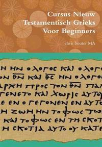 Cursus Nieuw Testamentisch Grieks Voor Beginners
