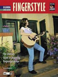 Complete Fingerstyle Guitar Method: Beginning Fingerstyle Guitar, Book & CD